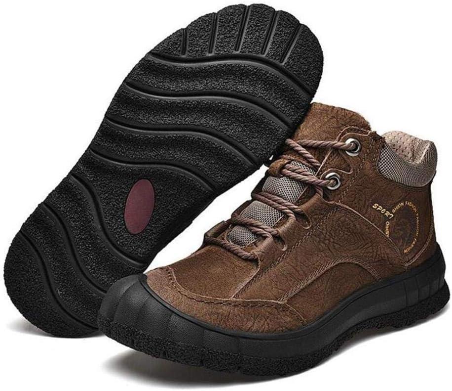 Desconocido Calzado de Excursionismo para Hombre, Botas de ...