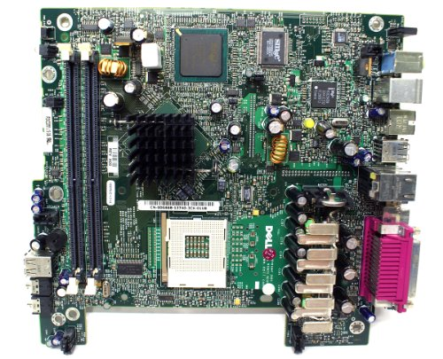 Genuine DG668 FG315 Dell Optiplex SX270 Ultra Small Form Factor USFF Motherboard Compatible Part Numbers: DG668 (865g Socket)