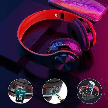 buS9YIN4E - Auriculares de Diadema Deportivos (Bluetooth ...