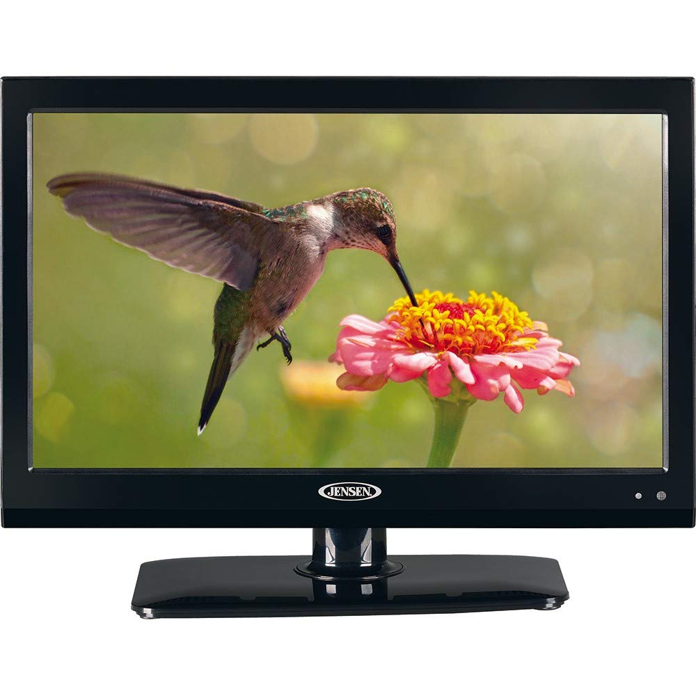 Jensen 19'' Lcd Tv With Dvd Player