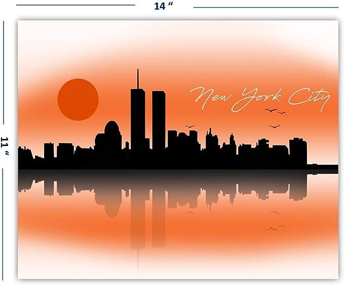 Trampoline New York City Everyday 21 Series Fine Art Print Signed By Artist 014365