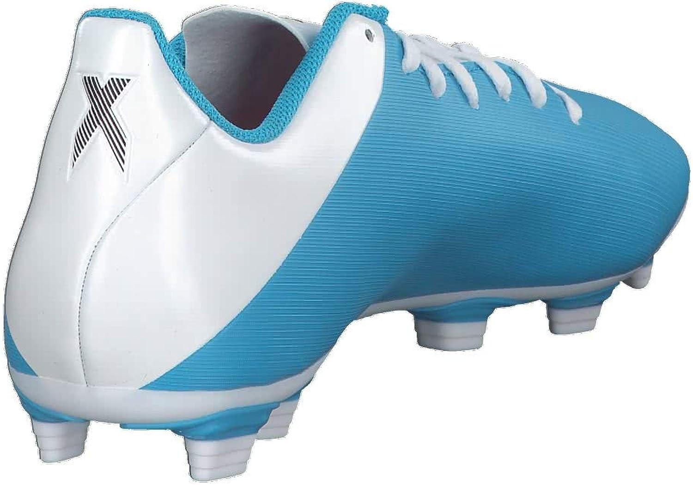 adidas X 19.4 FxG, Chaussures de Football Mixte Adulte Multicolore Ciabri Negbás Rossho 000