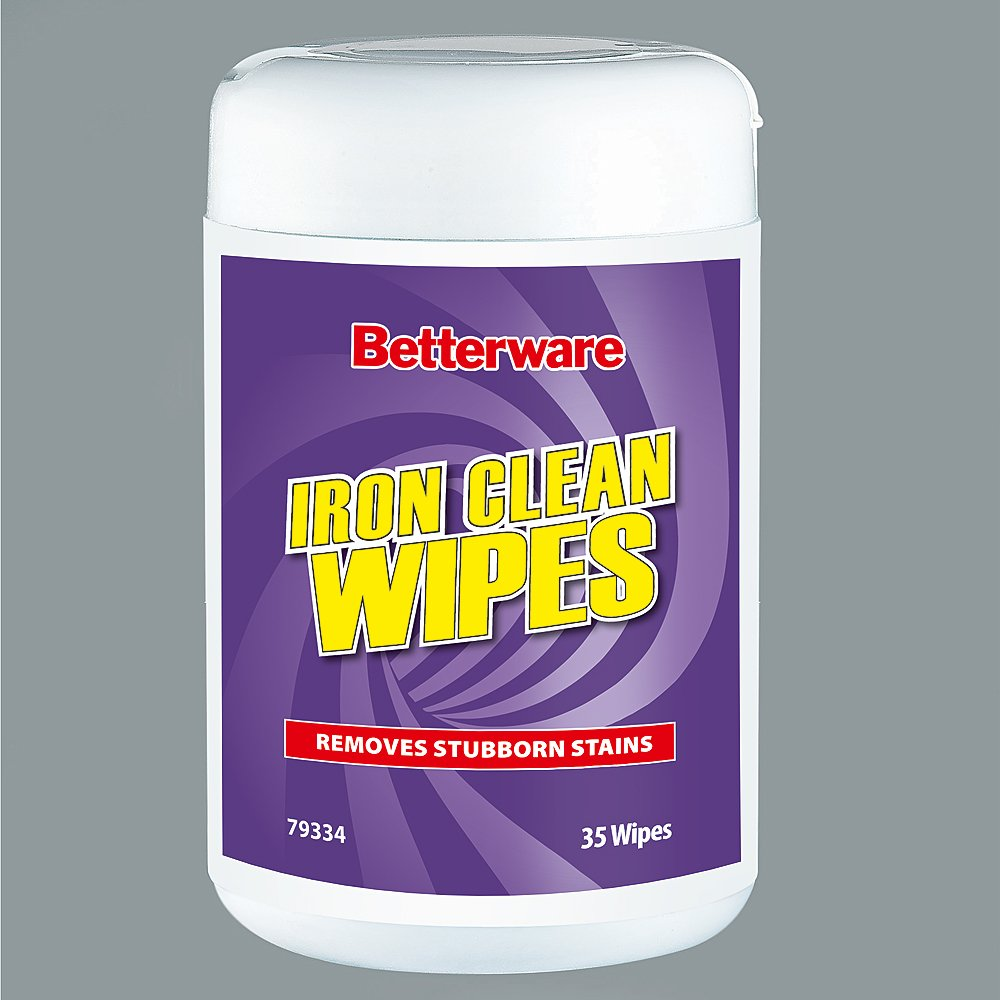 Iron Clean Wipes -