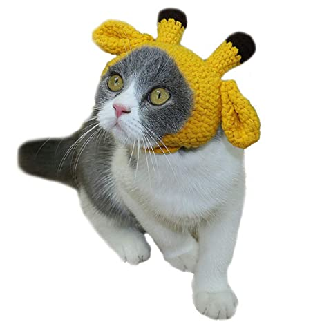 Legendog Sombrero De Gato De Halloween Sombrero De Disfraces para Mascotas Sombrero De Gato Lindo Cornamenta