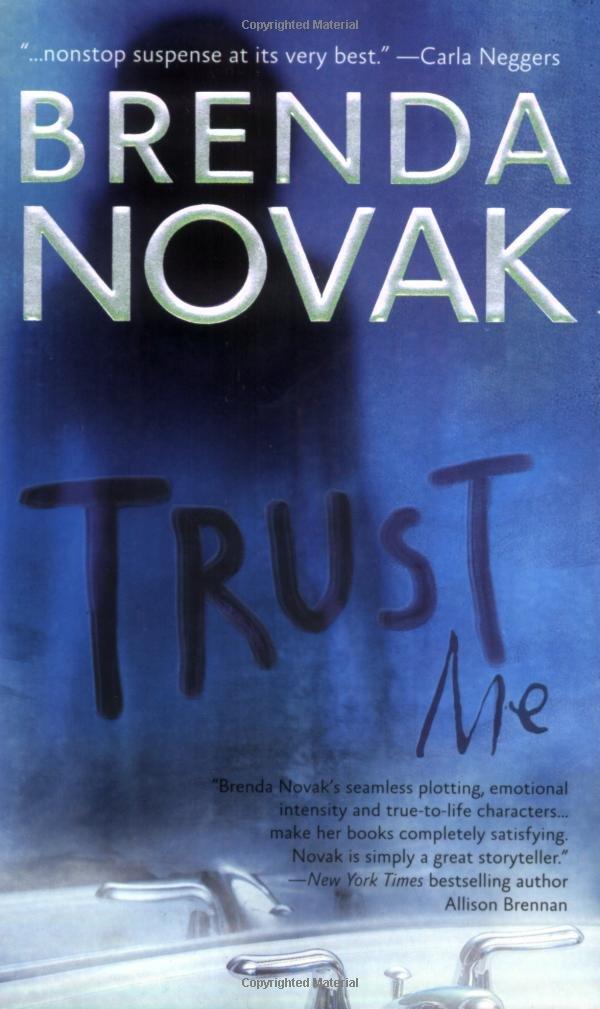 Trust Last Stand Brenda Novak