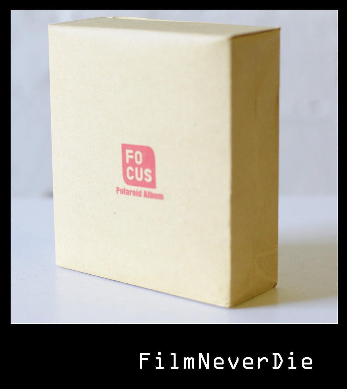 Focus Polaroid Album for Polaroid 600 / Sx-70 / Fuji Instax Wide Photos 48 Pics Filmneverdie 4332058898