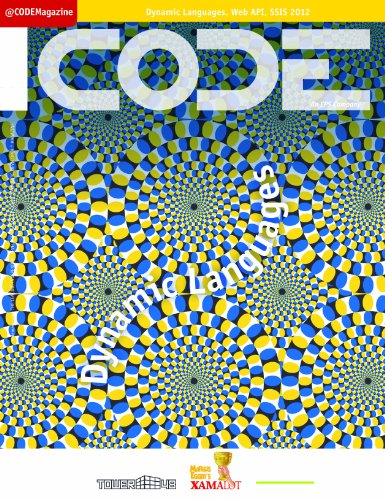 CODE Magazine - 2012 May/Jun