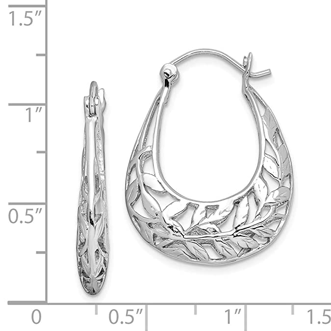 Hielo quilates plata de ley 925 aro de oreja aros de hojas de fina joyería Set de regalo para las mujeres Corazón: ICE CARATS: Amazon.es: Joyería
