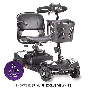 Amazon.com: Drive Medical Scout - Patinete compacto de viaje ...