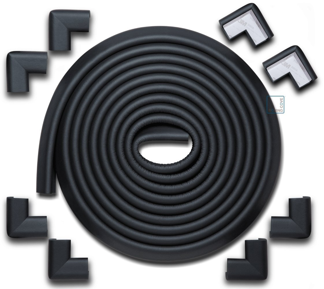 amazon com kidkusion hearth cushion black furniture edge