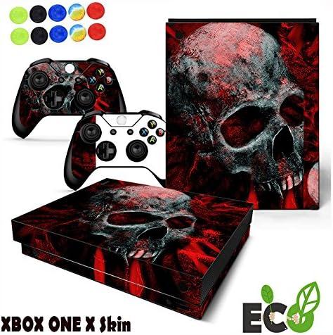 Xbox One X Pegatina Decals Morbuy Skin Adhesivo de Vinilo Stickers ...