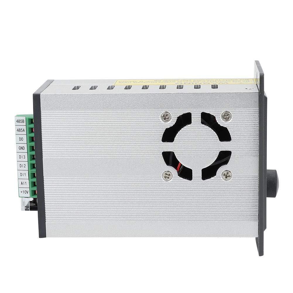 wosume Contr/ôleur de vitesse de moteur convertisseur de fr/équence monophas/é 220V monophas/é 220V petit inverseur de fr/équence