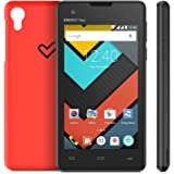 "Energy Sistem Phone Neo Lite - Smartphone con protection Kit, 4"" IPS, Quad Core, 1 GB, Android 5.1, Dual SIM, fotocamera posteriore 5 Mpx con autofocus e flash LED, Nero"