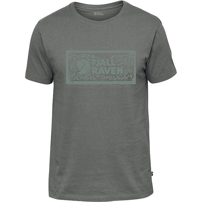geweldige specials verenigde staten nieuwe stijlen Fjallraven - Men's Logo Stamp T-Shirt | Amazon.com