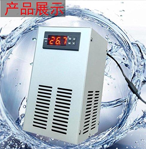 Fisch Tank Kühlschrank Aquarien Kühlung dumpfe Electronic Kühler Thermostat Kühlung 35L Fisch Tank Kühler