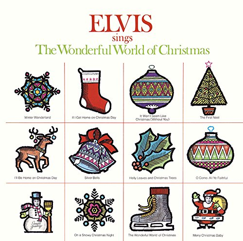 Elvis Sings The Wonderful World Of Christmas (Bonus Track) (Elvis Presley The Wonderful World Of Christmas)