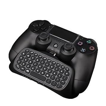 Mini teclado inalámbrico Bluetooth Megadream® para mando de juego, para mensajes de