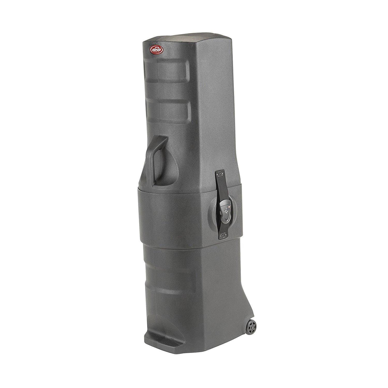 SKB 2SKB-R4916W Roto-Molded 49-Inch x 16-Inch ATA Stand Transport Case with Wheels TSA Locking Strap