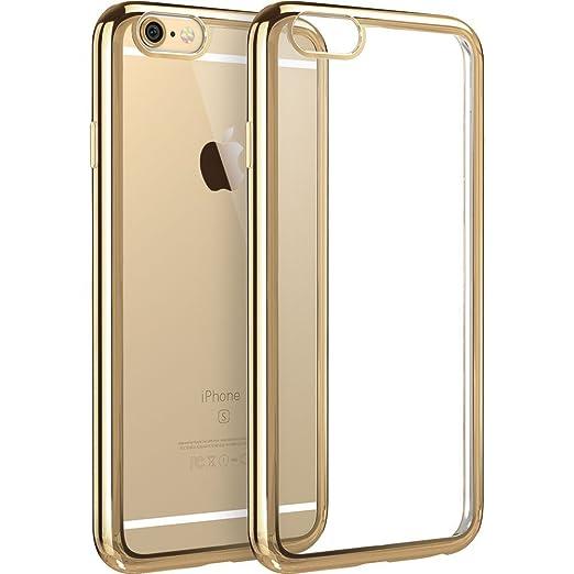 17 opinioni per iPhone 6 Case,iPhone 6 Silicone Case,ESR® iPhone 6 Soft TPU Silicone Case Cover