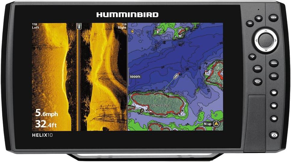 Compuesto Helix 10 Side Imaging Sonda Ta 200/83//455 KHz: Amazon ...