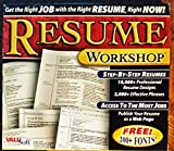 Resume Workshop (Jewel Case)