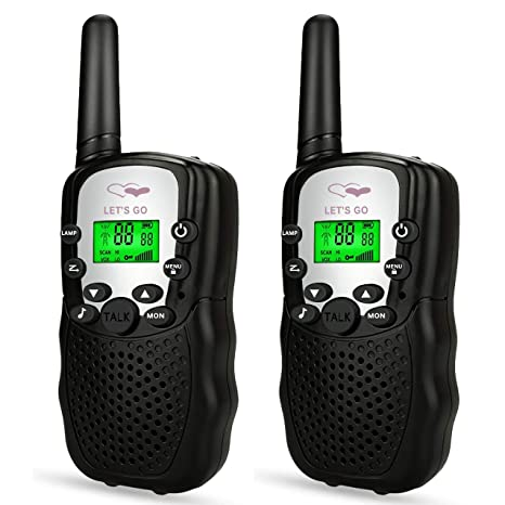 TOP Gift Toys For Boys Age 3 12 Handheld Walkie Talkies Kids Best