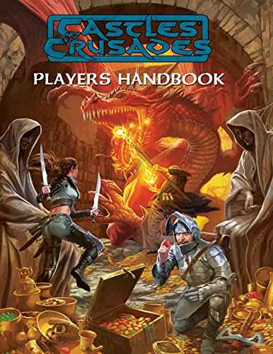 Castles & Crusades Players Handbook, Alternate Cover (Players Crusades)