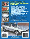 How To Restore Triumph TR7 & 8 (Enthusiasts Restoration Manual)