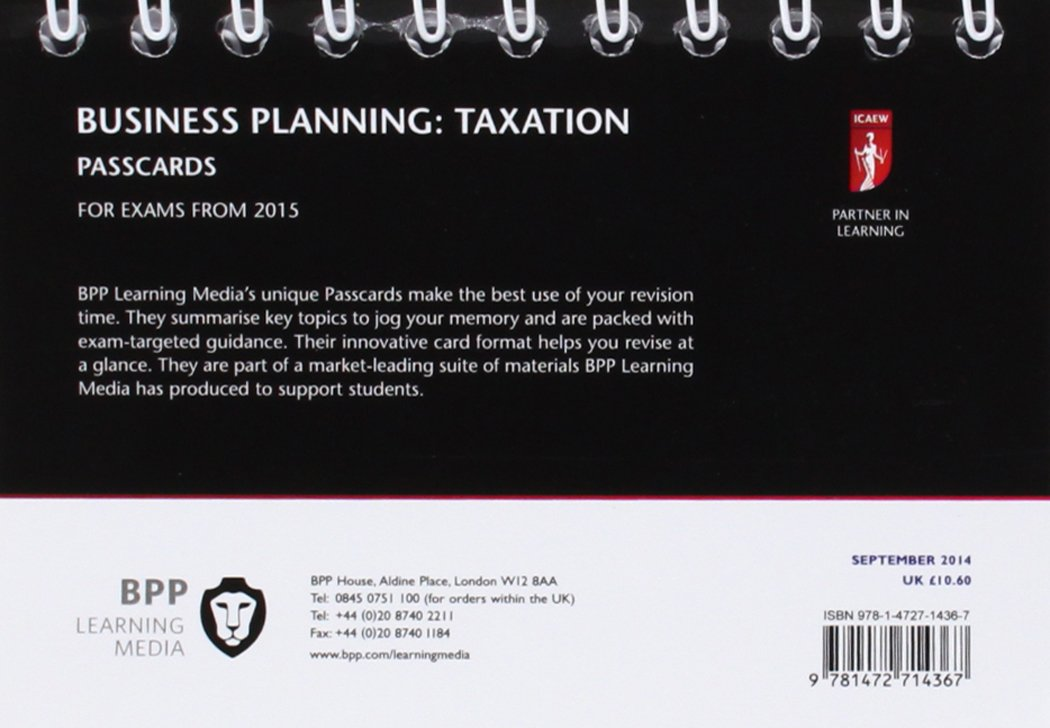 icaew question bank bst
