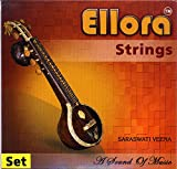 VEENA STRING SET PROFESSIONAL QUALITY PARTS AND ACCESSORIES SWA035