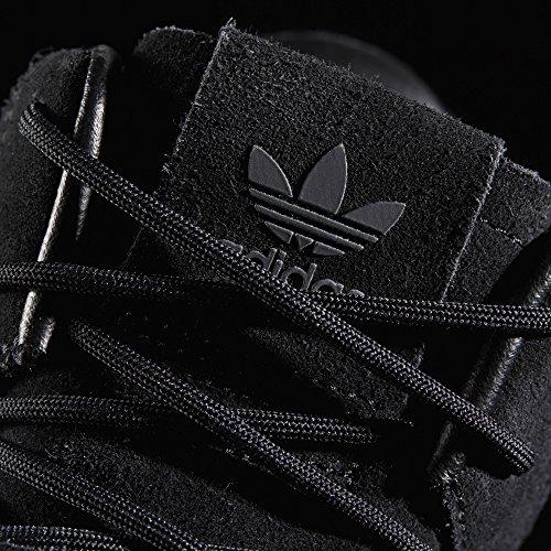 Noir Unisex Invader Adultes Baskets Strap Tubular Adidas qXzwtt