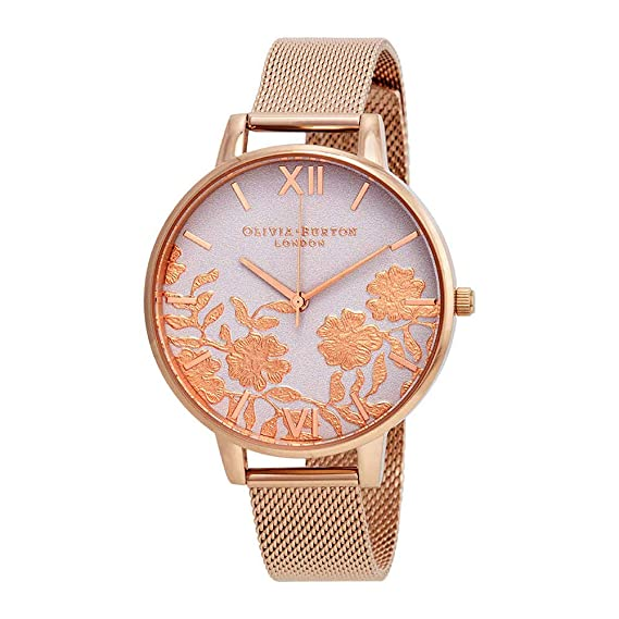 20270b5abb4c Olivia Burton - Reloj de pulsera para mujer
