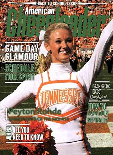 American Cheerleader Cheers Magazine