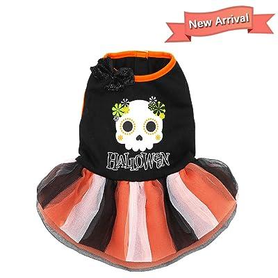 kyeese Halloween Dog Dress