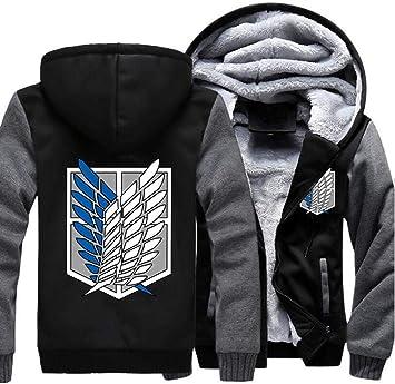 メンズフーディーフルジッパープリントベルベットパッド入りフード付きセーターコートフリースフーディー、冬に最適