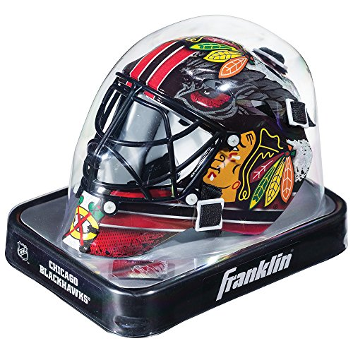Franklin Sports NHL Team Licensed Mini Hockey Goalie Mask ()