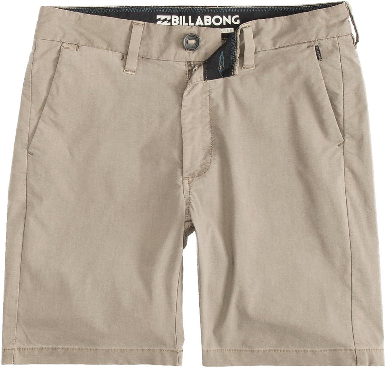 Khaki 22 Big Kids 8 Big Kids Slim Billabong Kids Boys New Order X Overdye Shorts