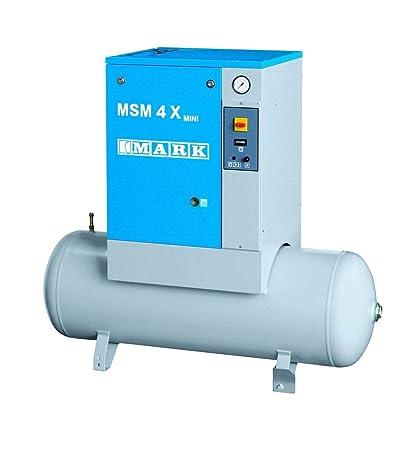 Elmag - MSM MINI 5,5 x-200 - compresor de tornillos