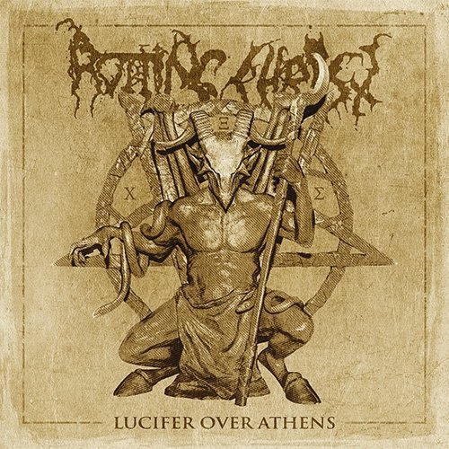 Price comparison product image Lucifer Over Athens by Rotting Christ