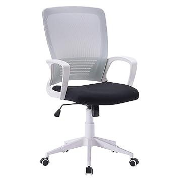 Perfect ergonomica sedia girevole da ufficio e da casa for Poltrona scrivania design