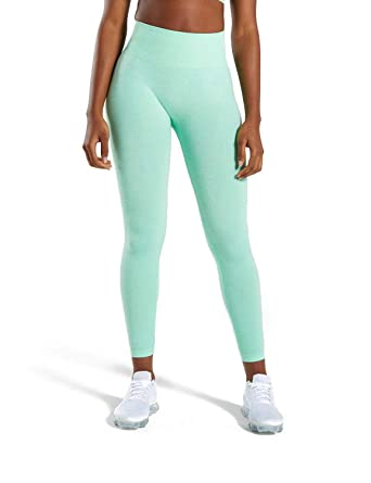 c25e3152873900 Amazon.com: MOYOOGA Vital Seamless Leggings for Women High Waisted Workout Capri  Yoga Pants Athletic Gym Tights Tummy Control Compression (S, ...