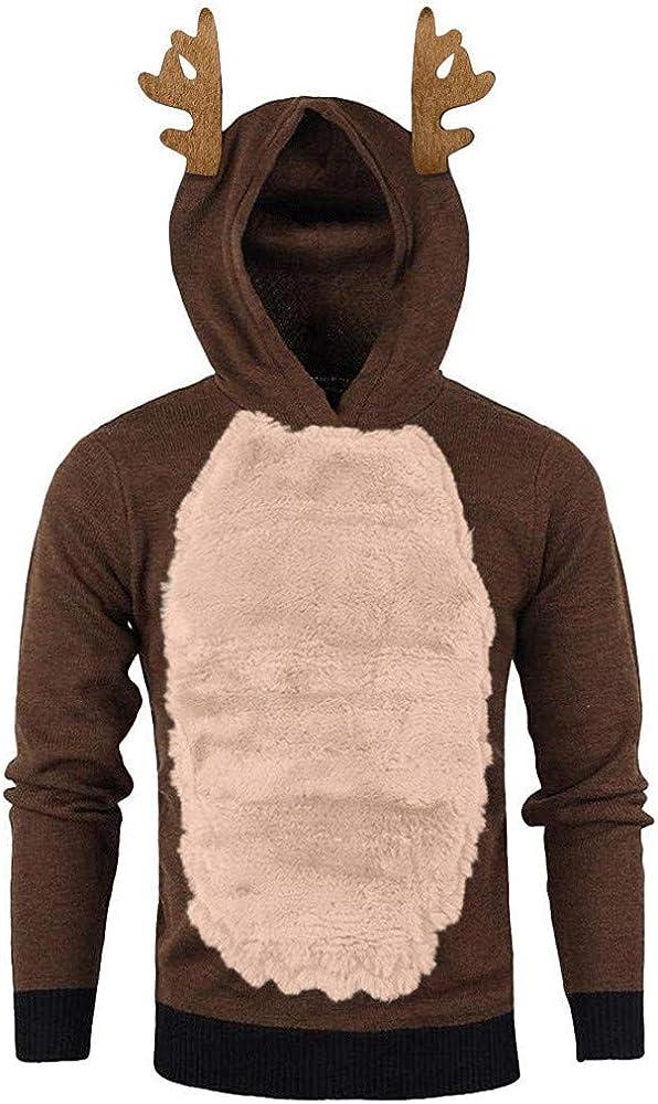 Herren Lange Ärmel Herbst Winter Lässiges Sweatshirt