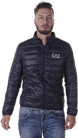 Abajo chaqueta EA7 Emporio Armani 8NPB01 Negro 1200: Amazon.es: Ropa y accesorios