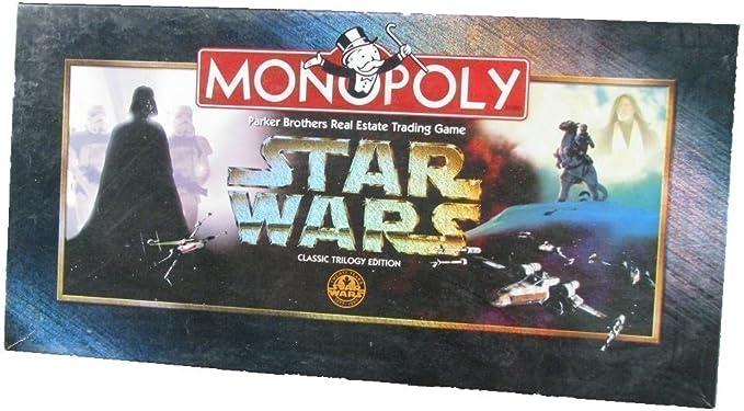 Monopoly Star Wars: Amazon.es: Juguetes y juegos