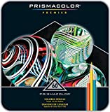 Prismacolor Premier Colored Pencils, Soft Core, 60 Pack
