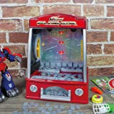 GLOBAL GIZMOS CLASSIC ARCADE COIN PUSHER
