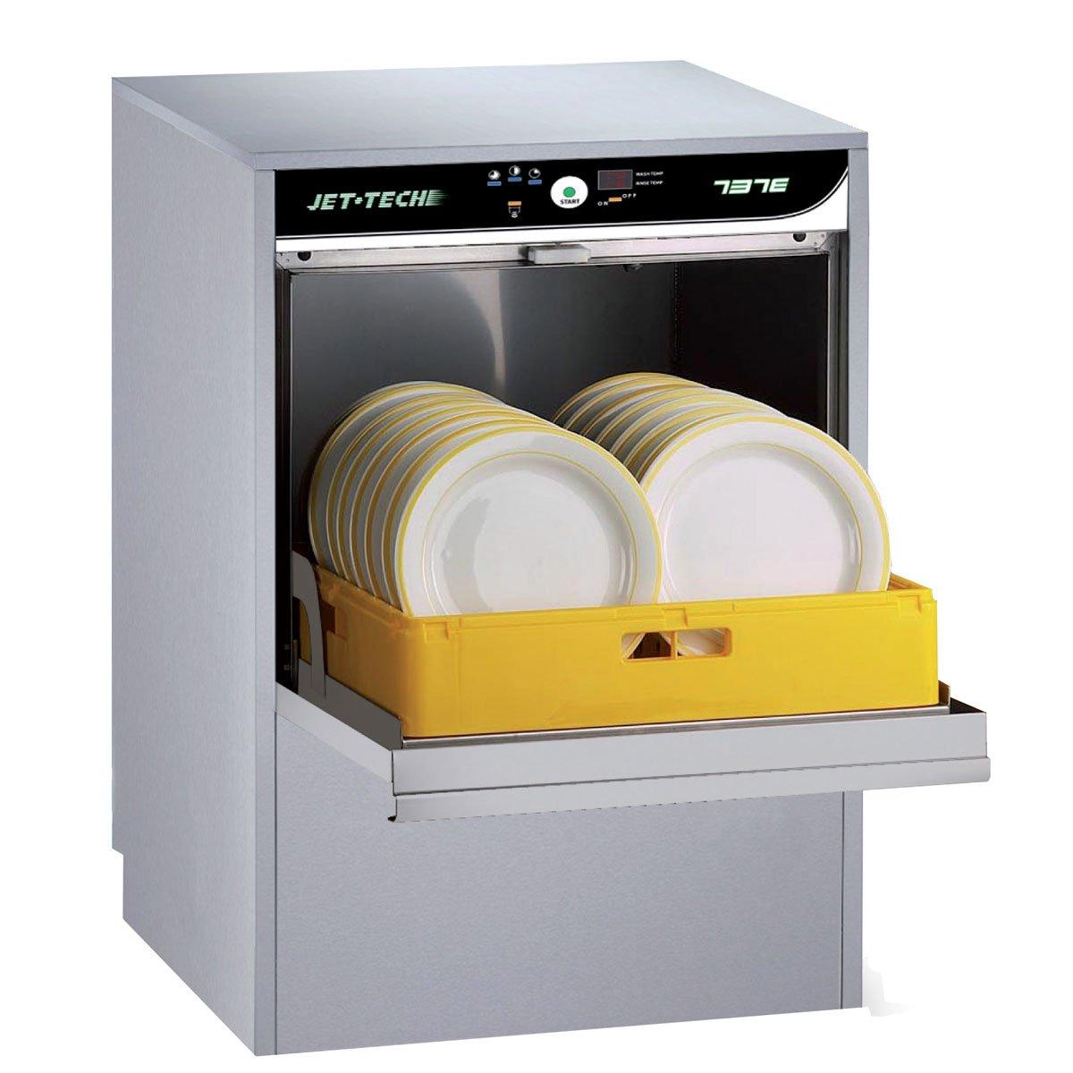 Jet-Tech - Dishwasher, Undercounter High Temp. - 208V - 737E