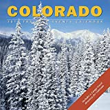 Colorado 2017 Wall Calendar