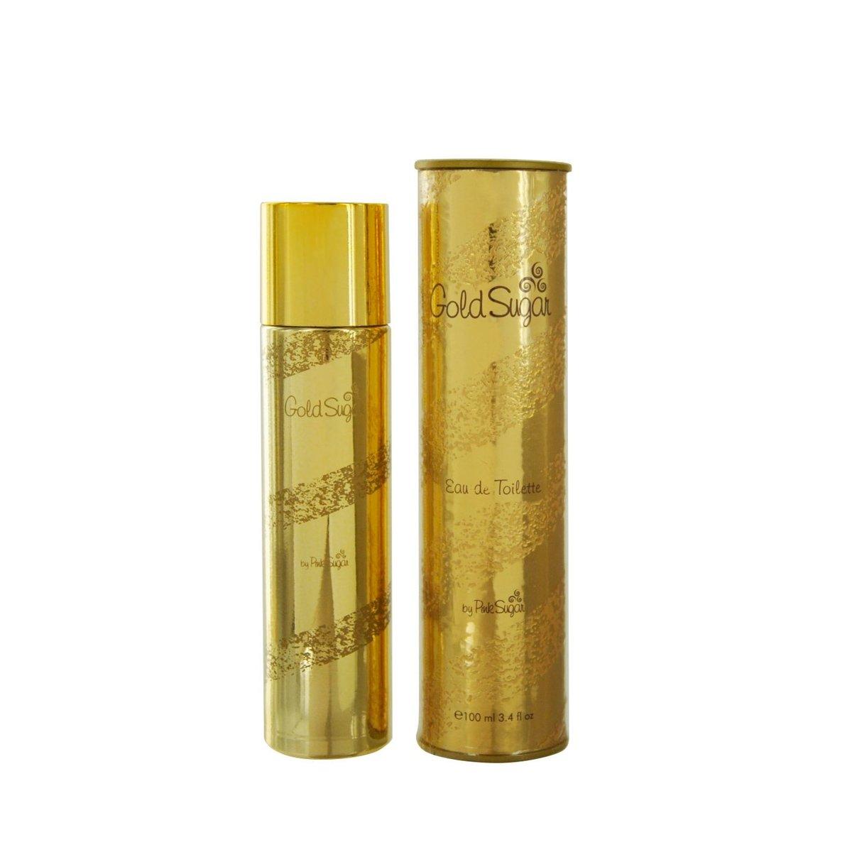 Eau de toilette Gold Sugar - 50 ml PINK SUGAR PF 055