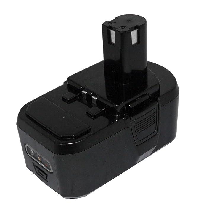 Power smart 18v 4000mah Batterie pour ryobi One opp1820